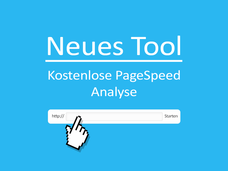 PageSpeed Analyse Tool