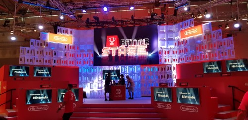 Nintendos Battle Stage